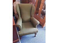 Fireside armchair Parker Knoll