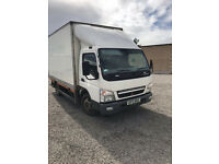 2007 Mitsubishi Fuso Canter New Model 6.5 Ton 15Foot Box with Side Door