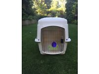 Dog crate, cage, carrier, kennel