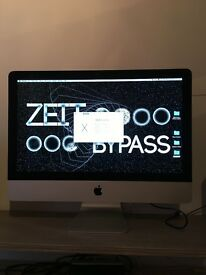 Imac 21.5 great condition swap with Macbook pro