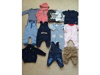 0-3 Boys Bundle