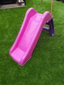 Pink small slide excellent condition