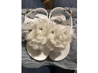 River island infant size 5 sandals