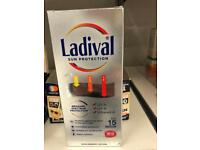 Ladival sun cream