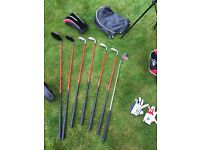 Junior Dunlop Golf club set