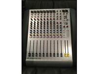 Soundcraft Spirit E8 Mixing Desk