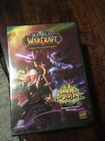 World of Warcraft Dark Portal.
