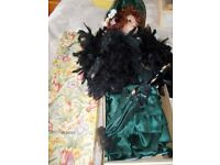 22 inch Knightsbridge collection Porcelain doll