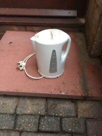 Jug kettle