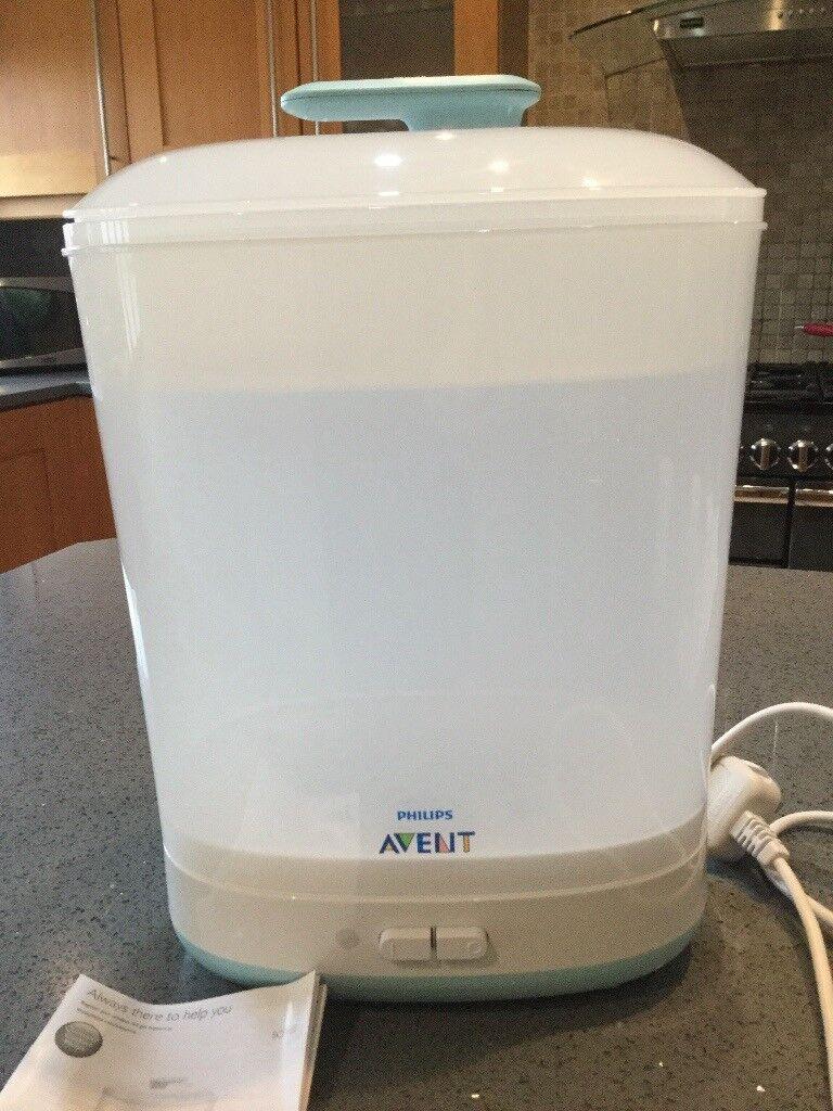Brand new Avent steam steriliser