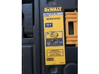Dewalt Twin Pack with 2 x 6amp Batteries NEW