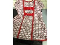 Graneli girls Spanish dress age 2