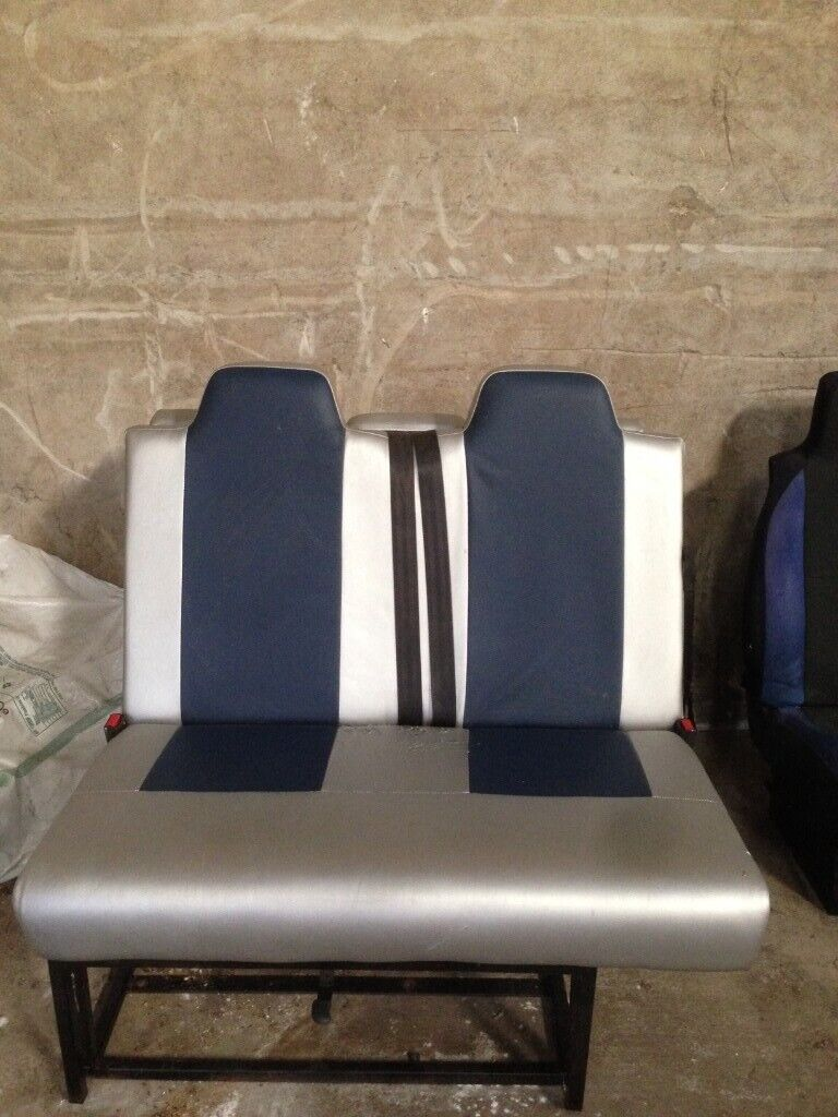 Rock and roll bed for campervan with seat belts | in Forres, Moray | Gumtree