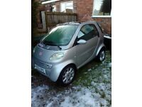 SMART 0.6 petrol city-coupe