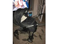 Silvercross Pram with rain cover