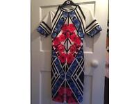 Stunning Size 10 ASOS Bodycon Dress Worn Once