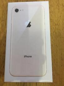 Iphone 8 64 GB SEALED