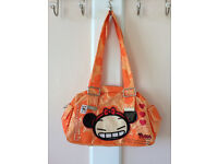Girl's hand-shoulder Pucca bag , nearly new