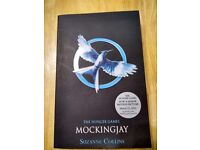 Hunger Games Books: Mockingjay and Catching Fire
