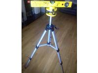Laser Level Kit - 400 QTG - VGC - Accurate Level Measurments DIY!