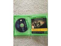 Xbox one halo master chief collection game