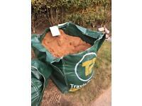 SHARP SAND - 3/4 of Tonne bag