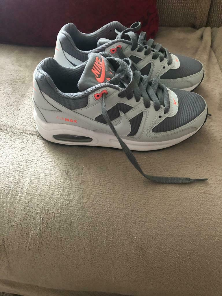 38bd8c0493 Junior Nike Air max trainers size 5 worn once | in Peterculter ...