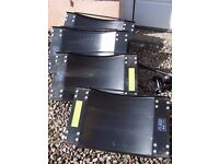 Four Vehicle Positioning Wheel Dollies - 450kg Per Dolly