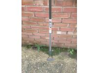 LOVELY CONDITION STAINLESS STEEL GARDEN HOE