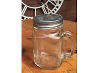 Wedding / party glass mason jars *reduced**