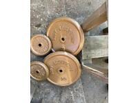 Body Sculpture weights
