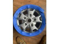 "Genuine Ford Transit Tourneo Custom 16"" Alloy Wheel 5x2 Spoke 6.5J"