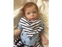Reborn baby boy Henry