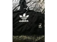 Genuine woman's Adidas tracksuit