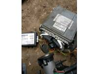 ECU SYSTEM FOR IVECO DAILY 2002