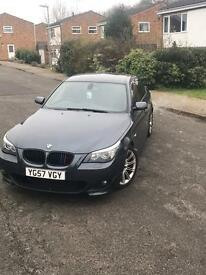 BMW 5 Series e60 520d -Low mileage-