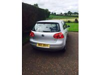 Golf 1.9Tdi dec 05