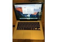 Macbook Pro 13'' 2010 2.4Ghz 250HD Microsoft office