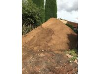 TOPSOIL RECYCLED SOIL TURFING FLOWER BEDS SOIL WINTER OFFER ON BULK LOADS FROM £160 WEST MIDLANDS