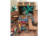Playmobil Pirate Chest Bundle