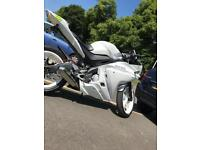 YZF-R 125 2010 brand new engine + extras