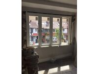 Cheriton casement 4 pane timber window 2340 x 1555 for sale - wrong spec order
