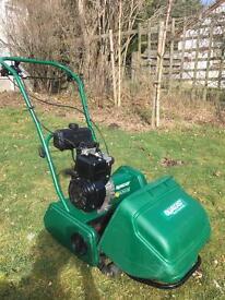 Qualcast Classic Petrol 35S Cylinder lawnmower