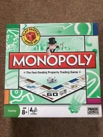 Brand new sealed monopoly