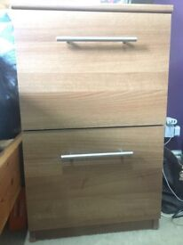 Bedside table/office cabinet