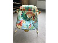 Baby bouncer immaculate condition