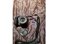 Finepix S4500 Digital Camera & 32GB SD Card - £45