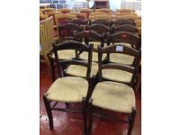 Chairs x11