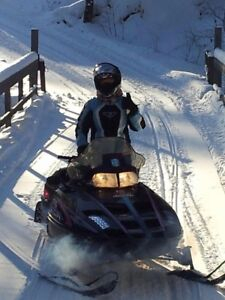 1997 800 Triple Triple, Polaris Indy Storm Snowmobile
