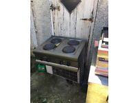 lincat 4 burner top table